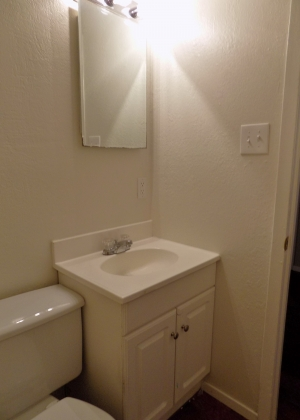 811 D - Bathroom Vanity